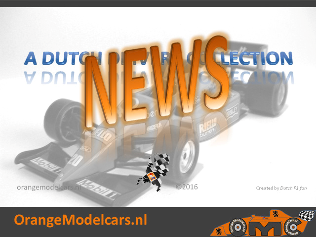 Link to the OrangeModelcars.nl News page
